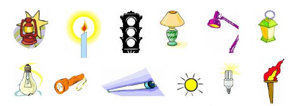 Yapay Işık Kaynakları Nedir?